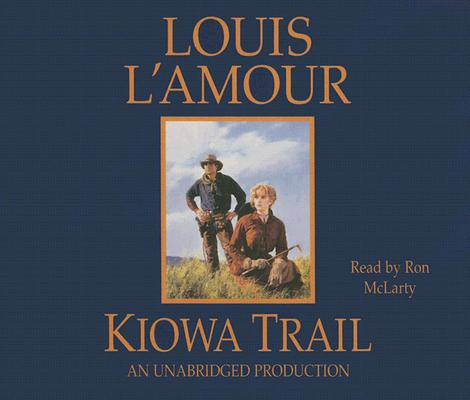 [CD] Kiowa Trail By L'Amour, Louis/ McLarty, Ron (NRT)